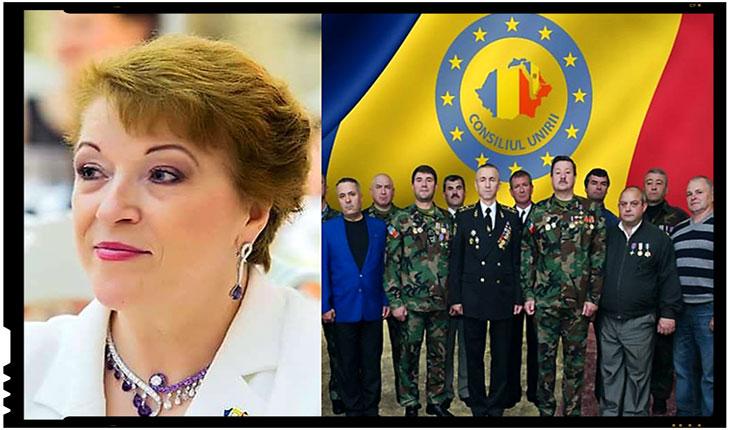 Alexandra CAN, candidată la primar al municipiului Chișinău, și-a asumat imperativul Reunirii cu România!, Foto: pnl.md