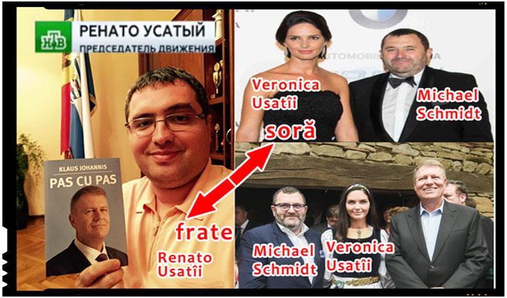 Il cunoaste cineva pe Dodon de România, antiunionist, antiromân? Raspunde la numele de Klaus. Dodon ii scrie disperat lui Iohannis sa ia masuri impotriva unionismului!