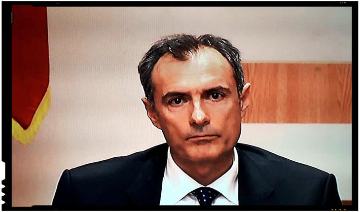 """Generalul Dumitru Iliescu: """"ADEVARATUL IUDA-FLORIAN COLDEA!!!"""", Foto: captura Romania TV"""