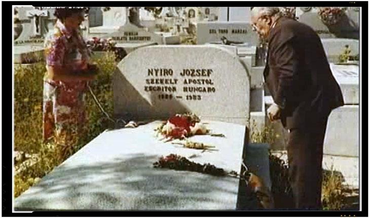 Revoltator! Biblioteca din Odorheiu Secuiesc va purta numele lui Nyírő József, unul dintre fondatorii gruparii teroriste Tuzharcosok (Ceata luptătorilor de foc)