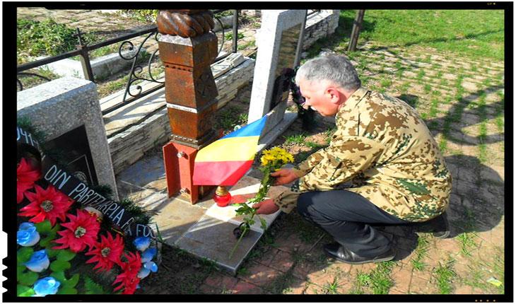 Ocupatia sovietica din ziua de 6 aprilie 1944, comemorata la Orhei, Foto: facebook.com