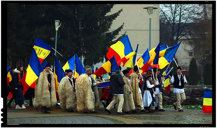 Teritoriul se definește asadar prin Voința Divină, prin Neamul primordial pe care Dumnezeu l-a lasat aici cu specificul său etnic, Foto: Mihai Tîrnoveanu