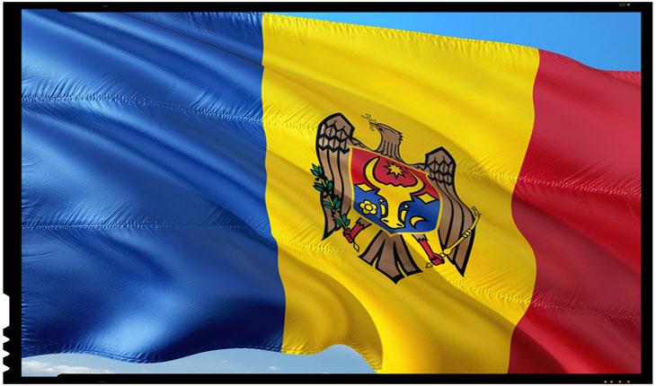 În Republica Moldova, 27 aprilie este ziua drapelului național, tricolorul românesc