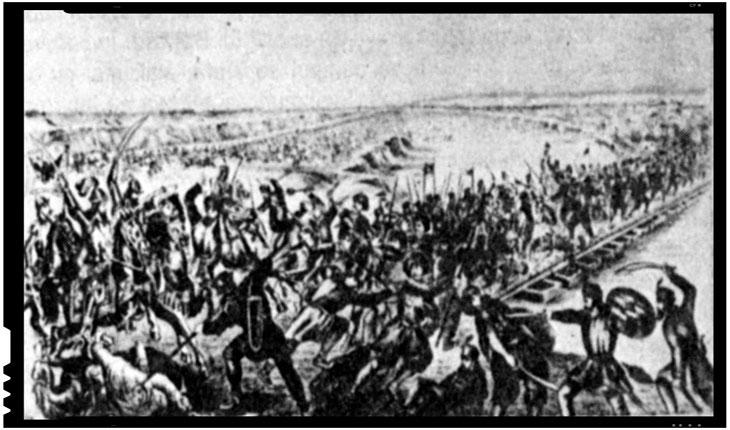 La 17 mai 1395 a avut loc Bătălia de la Rovine