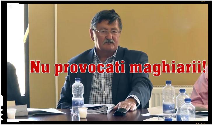 """Eugen Kovacs : """"Nu provocați maghiarii!"""""""