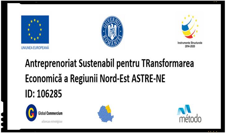 """Finanţare 100% nerambursabilă pentru cei care vor să devină antreprenori. Un proiect inedit implementat în judeţele Moldovei sau """"Cum să câştigi 148.000 lei"""", Foto: facebook.com/ASTRENordEst/"""
