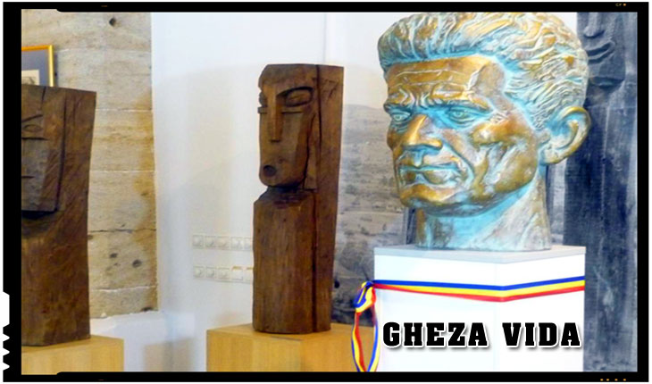 La Baia Mare va fi dezvelit un bust de bronz al sculptorului român Gheza Vida