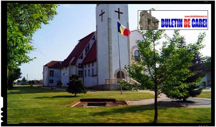 La Carei încep lucrările pentru amplasarea Monumentului dedicat memoriei refugiaţilor şi expulzaţilor români din 1940, Foto: BuletindeCarei.ro