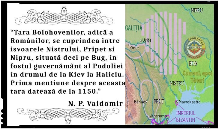 Despre Țara Bolohovenilor și drepturi românești în Transnistria