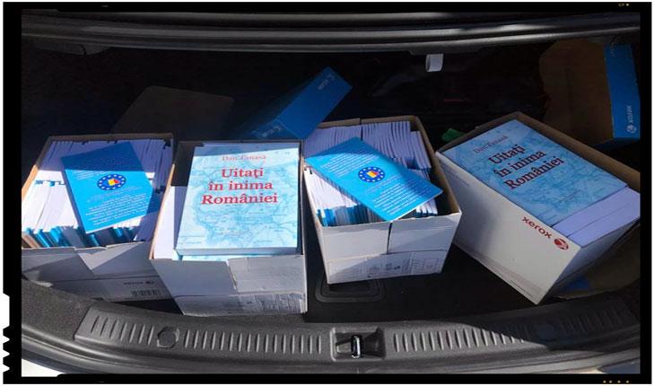 Materialele cu adevărul situației din județele Covasna și Harghita au fost furate! Și asta la o conferință a Consiliului Europei!?, Foto: facebook.com/catalin.ivan.7528