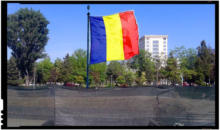Municipalitatea va celebra Centenarul Marii Uniri prin arborarea drapelului naţional pe un catarg înalt de 41 de metri