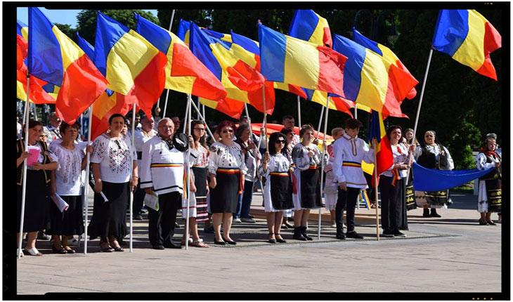 O alianță a românilor din zonele oprimate de către UDMR a încercat să spargă embargoul impus unui catarg românesc, Foto: BuletindeCarei.ro