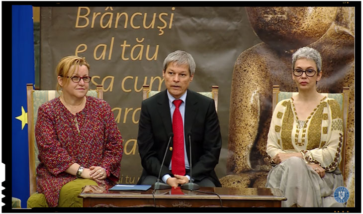 Cioloș - Cumințenia Pământului, Foto: gov.ro