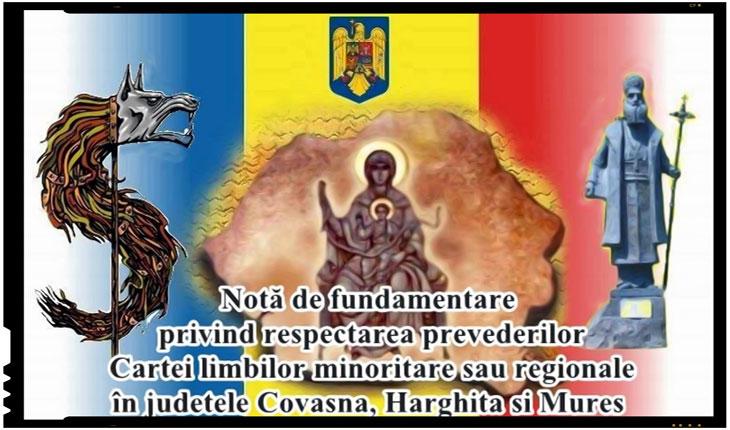 """Forumul Civic al Românilor din Covasna, Harghita și Mureș: """"Există cazuri de discriminare și intoleranță față de limba și simbolurile românești!"""""""