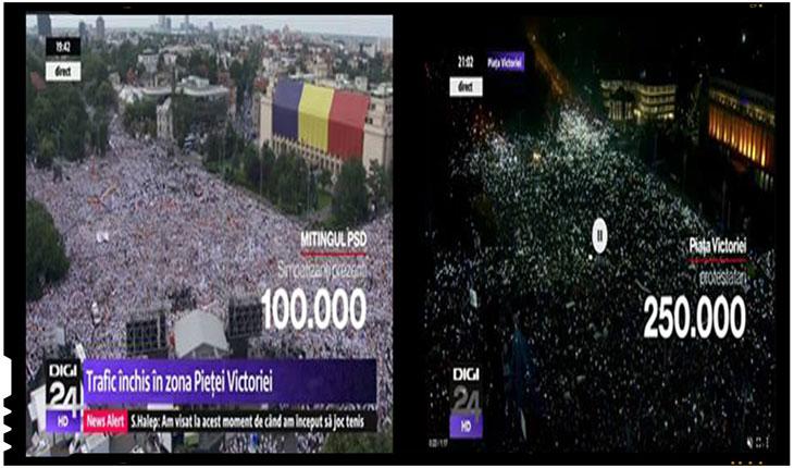 """Elena Udrea: """"Uite așa a reușit Sistemul, încă o dată, să distrugă dreapta politică româneasca și să îi facă mari pe PSD și pe Dragnea"""", Foto: capturi Digi 24"""