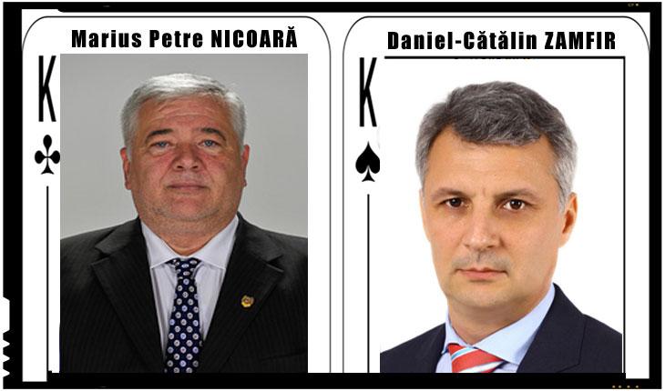 O nouă hemoragie dinspre PNL spre ALDE: Marius Nicoară și Daniel Zamfir trec la ALDE , Foto: cdep.ro