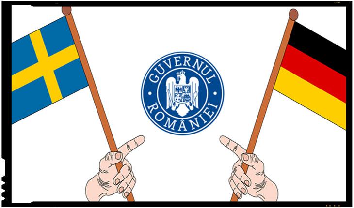 De ce vor nemții și suedezii să cadă guvernul României?