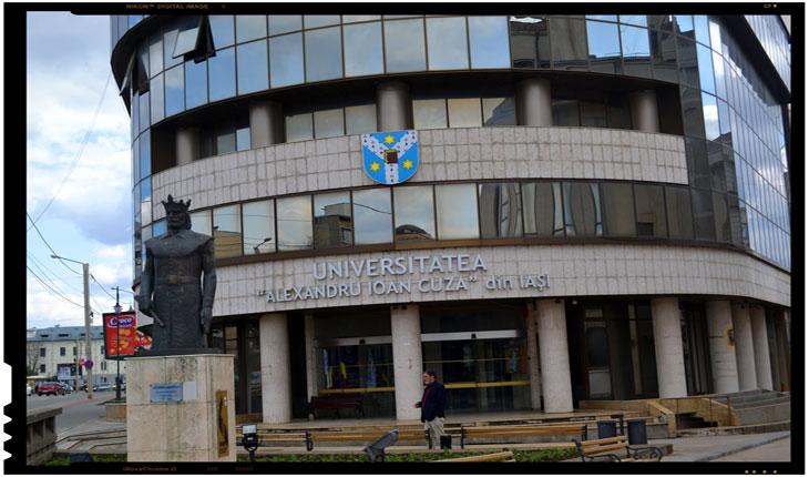 """Universitatea """"Alexandru Ioan Cuza"""" din Iași"""