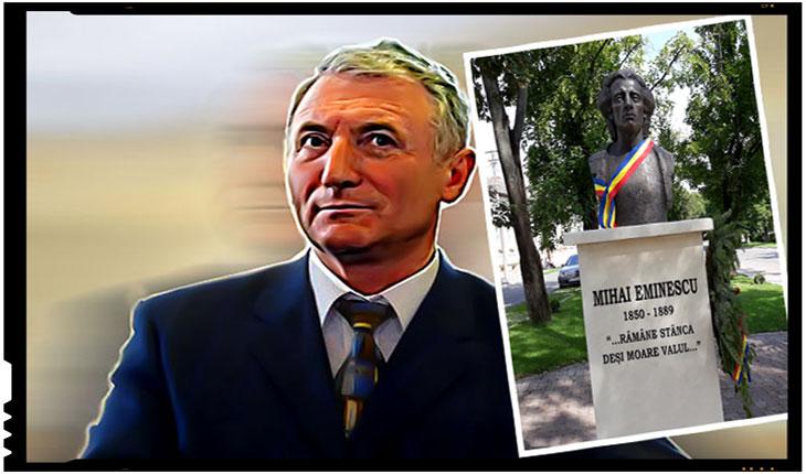 În fața Procuraturii Generale a României are loc un eveniment dedicat deshumării poetului martir - Mihai Eminescu!