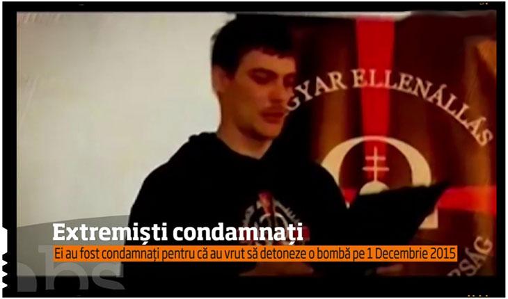 Câte 5 ani de închisoare pentru Beke István și Szőcs Zoltán! Semnal că acţiunile împotriva ordinii constituţionale vor fi aspru pedepsite de acum încolo, Foto: Antena 1