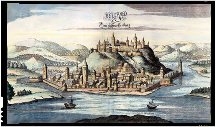 La 14 iulie 1456 a avut loc lupta navală de la Salankemen de pe Dunăre, în care flota lui Iancu de Hunedoara înfrânge flota turcă și reușește să trimită ajutoare în trupe, arme și alimente celor asediați la Belgrad