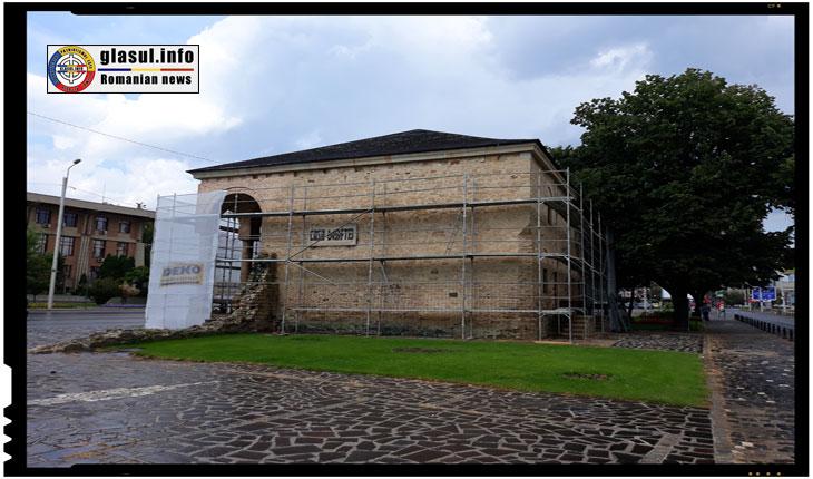 Au început lucrările de restaurare la Casa Dosoftei