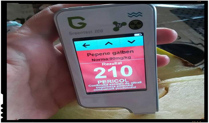 Cum să te ferești de otrăvurile din fructe și legume: un dispozitiv care vă poate proteja sănătatea, Foto: facebook.com/madalina.roman82