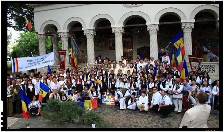 Duminică, 29 iulie, românii din inima ţării, împreună cu frați din întreaga țară, protestează la Bucureşti împotriva adoptării Codului Administrativ