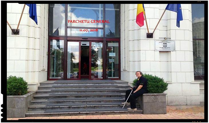 Laurian Stănchescu: Revenire la Memoriul adresat domnului Pocuror General al României, Augustin Lazăr!, Foto: facebook.com/laurian.stanchescu