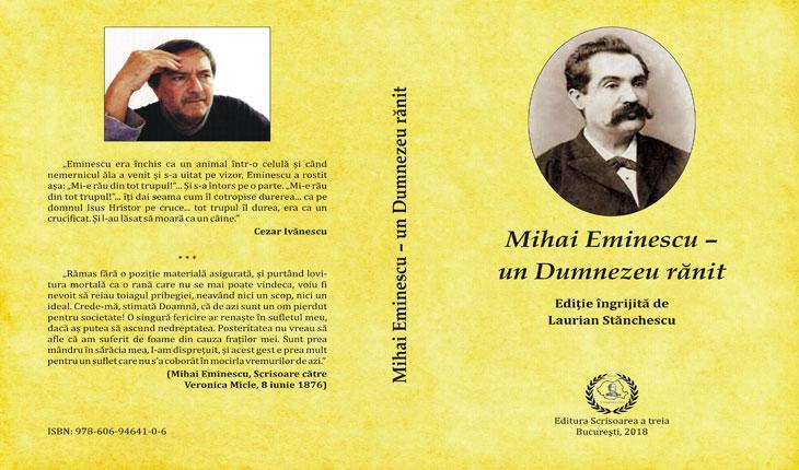 Eveniment neobișnuit în curtea PSD din Șoseaua Kiselef la statuia lui Mihai Eminescu, Foto: Laurian Stănchescu