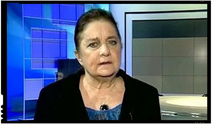 Lucia Hossu Longin amenință că va da în judecată Revista 22, Foto: TVR 1