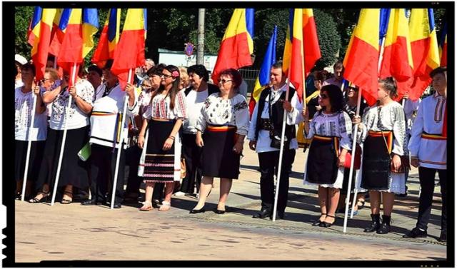 Din nou frații umăr lângă umăr, pentru Limba Română, pentru România! Vor veni de la peste 600 de km depărtare, Foto: Mihai Tîrnoveanu
