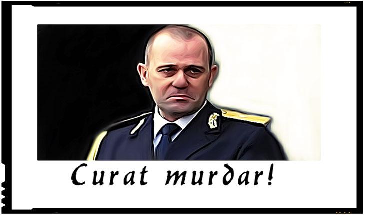 Ziua și tesla în locurile moi pe care o primește statul paralel: generalul Dumitru Dumbravă a fost trecut în rezervă,