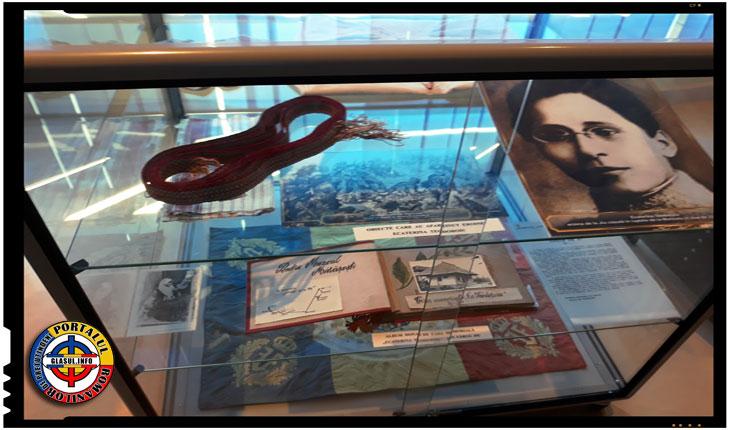 Obiectele personale ale Ecaterinei Teodoroiu, Foto din Muzeul Vrancei de la Mărășești