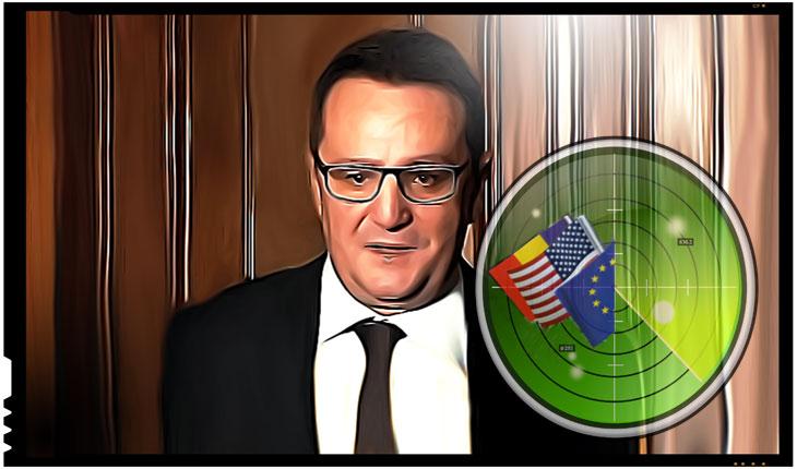 Cade încă unul din greii statului paralel? Poziția de ambasador a lui George Maior în SUA începe să se clatine