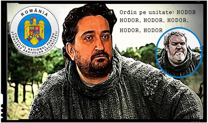 Mădălin Hodor a fost dat în judecată de Lucia Hossu Longin, Foto: Trucaj / Parodie