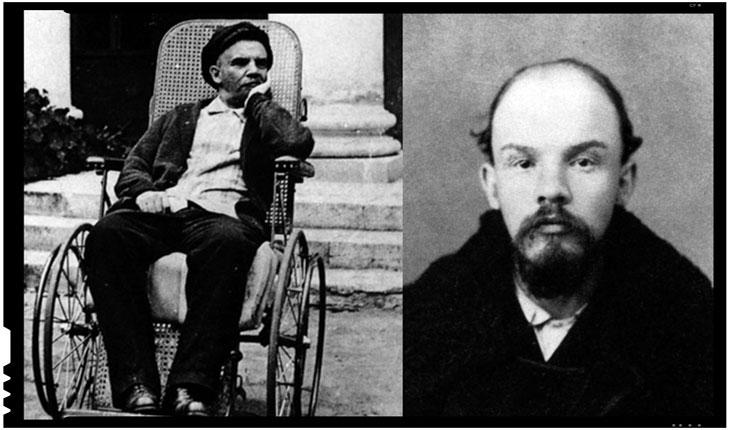 Revoluția bolșevică a fost făcută de un om nebun: Lenin avea sifilis cerebral!