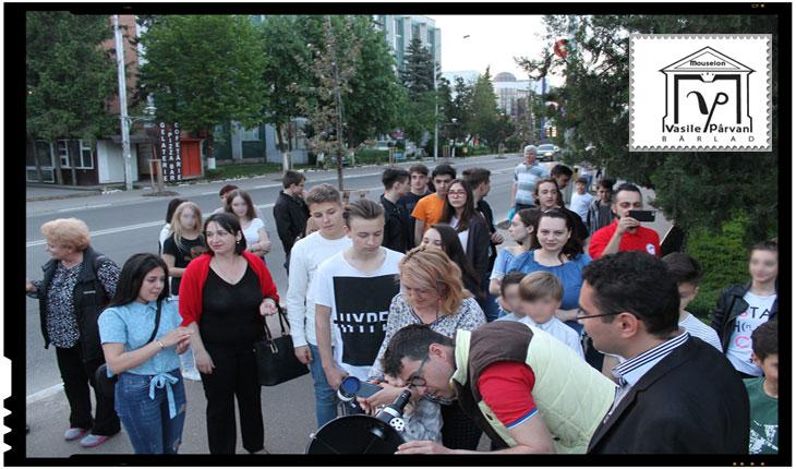 """Dotări noi din sponsorizări private la Observatorul Astronomic al Muzeului """"Vasile Pârvan"""" din Bârlad"""