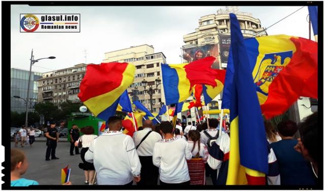 """Mihai Tîrnoveanu: """"Jandarmii ne-au spus că așa ceva nu au mai văzut, ca pe vreme rea, numărul participantilor la un protest să crească, în loc să scadă"""""""