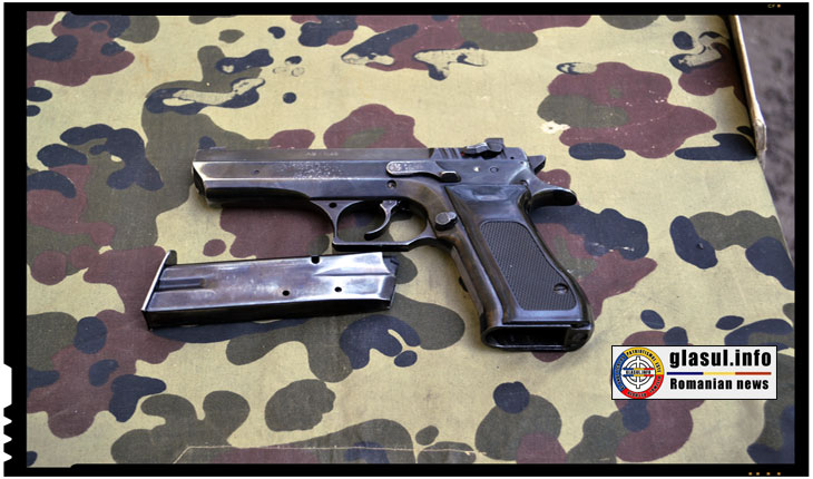 A fost prins încă unul dintre agresorii celor doi jandarmi, cel despre care se presupune că a sustras pistolul jandarmeriței