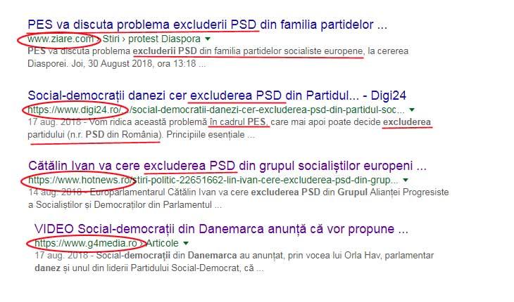 """Și mai curios este faptul că acest demers se bucură de o atenție deosebită din partea așa zisei prese """"de dreapta"""" din România în frunte cu UM-urile de la Hotnews, Ziare punct com, Digi24, G4media, Revista22 & comp., toate aceste guri de propagandă publicând un număr impresionant de articole pe acest subiect numai în ultimele câteva săptămâni."""