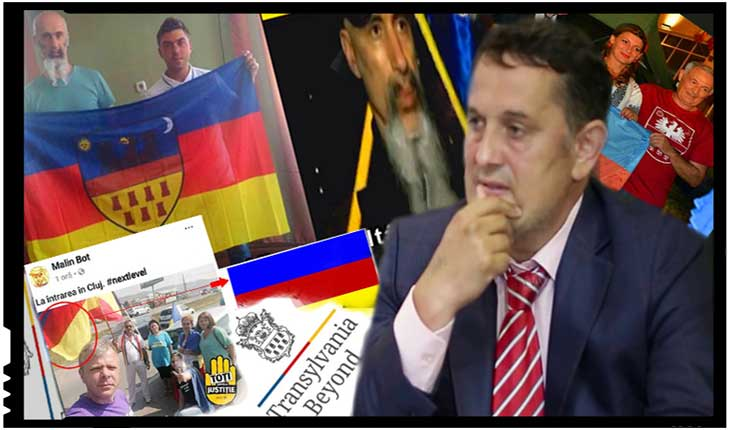 """Avertizare din partea lui Gheorghe Piperea cu privire la secesionism: """"Elitele #rezist si tefelistii vorbesc din ce in ce mai des si apasat de desprinderea Transilvaniei de """"coruptul"""" Bucuresti"""""""