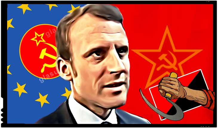 "Declarație de lider european? Emmanuel Macron: ""Doar femeile ignorante fac copii!?"""