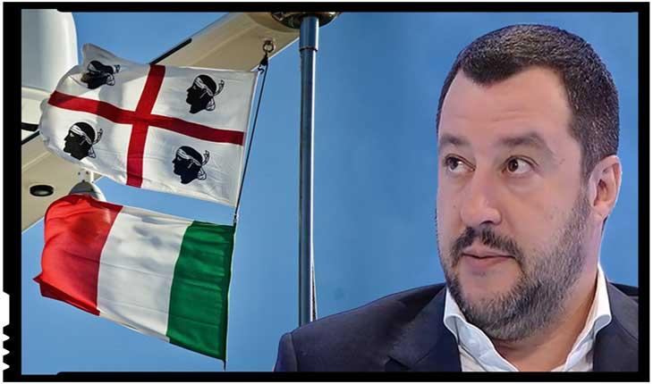"""Matteo Salvini, ministrul de Interne al Italiei: """"UE a masacrat Italia! Servește numai interesele Franței și Germaniei"""""""