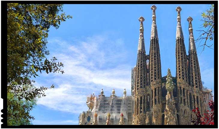 Tembelismul neomarxiștilor trece cu mult de limitele ridicolului: Amendă uriașă pentru Catedrala Sagrada Familia din Barcelona pentru ... lipsa autorizației de construcție!