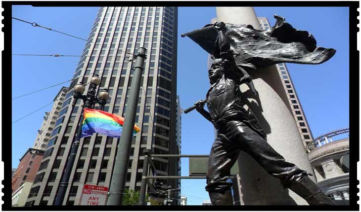 San Francisco, SUA, steagul LGBT