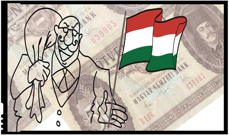 Uimitor! Ungurii cred că Ungaria este cu mult mai coruptă decât România!