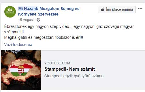 Mi Hazank / Facebook