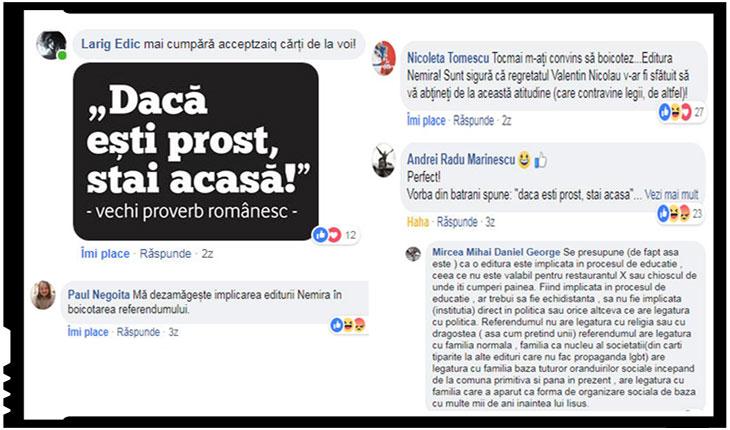 Înțelepciunea populară românească este încă la mare preț. Păcat că ăștia de la Nemira nu apreciază și lecturile clasice ale neamului românesc.
