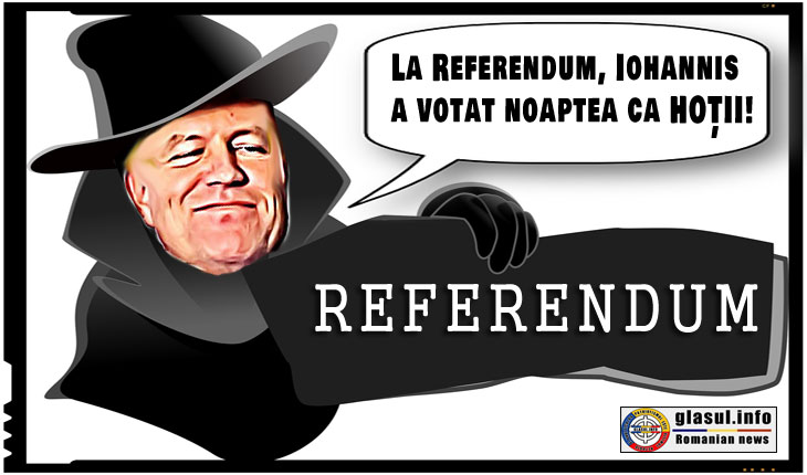 """Poziționarea lui Iohannis față de referendum: """"Primul pas către restabilirea păcii sociale este abandonarea discursului urii"""""""